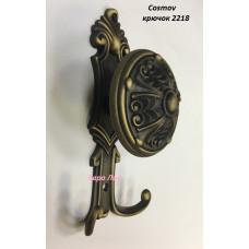 Крючок мебельный Cosmov 2218