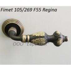 Ручка дверная Fimet Regina 105/269