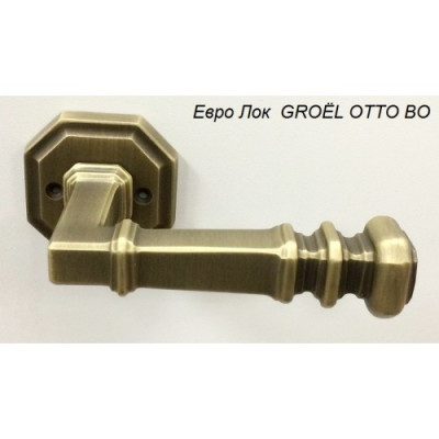 Ручка дверная Groёl Otto 528