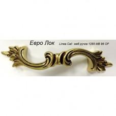 Ручка мебельная Linea Cali Rococo 1285 (096)