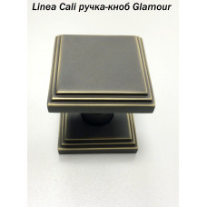 Ручка дверная кноб Linea Cali Glamor